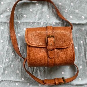 90s Polo Ralph Lauren Small Crossbody leather bag